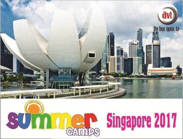 Du học hè Singapore Lion Island 2017