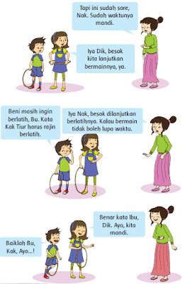 percakapan ibu kepada Beni dan Tiur lanjutan www.simplenews.me