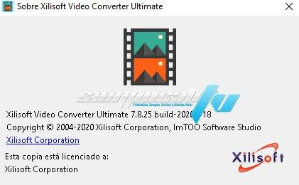 Xilisoft Video Converter Ultimate Version Full Español
