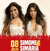 Festa Peão Itapecerica 2017 Cantores 07 Julho Simone Simaria