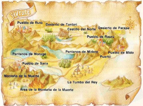Mapa de Hyrule