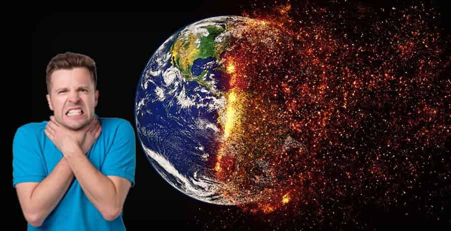 What If The World Lost Oxygen For 1 Minute?