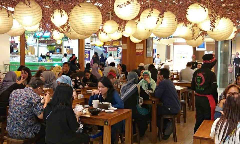 Ikkudo Ichi Kota Kasablanka Ramen Paling Enak Sejakarta