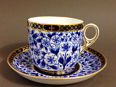 Royal Crown Derby Teacups and Saucers