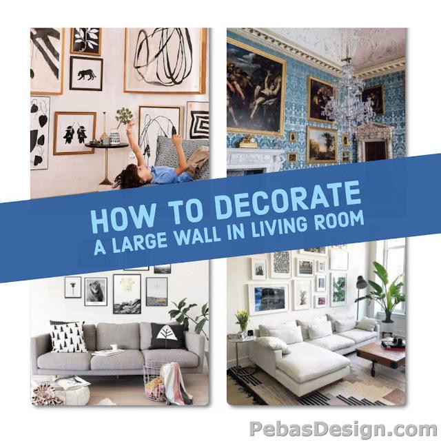 Living room decorating scheme