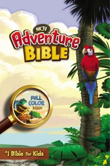 Book Review: Adventure Bible NKJV
