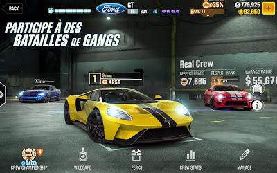 Télécharger CSR Racing 2