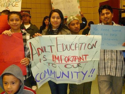 Adult Education Matters: All Out for West Contra Costa Adult