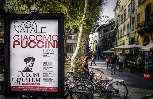 O que ver/fazer no Puccini Museum em Lucca