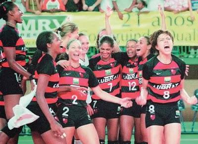 SporTV reprisa vice do Vasco para o Flamengo no vôlei, em 2001