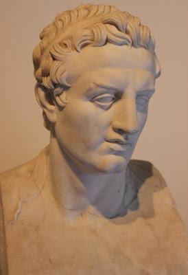 Bust of Ptolemy III Euergetes, Πτολεμαῖος Εὐεργέτης. Nápoles. Museo Archeologico Nazionale