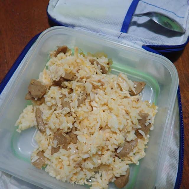nasi goreng bakso ayam mamasuka