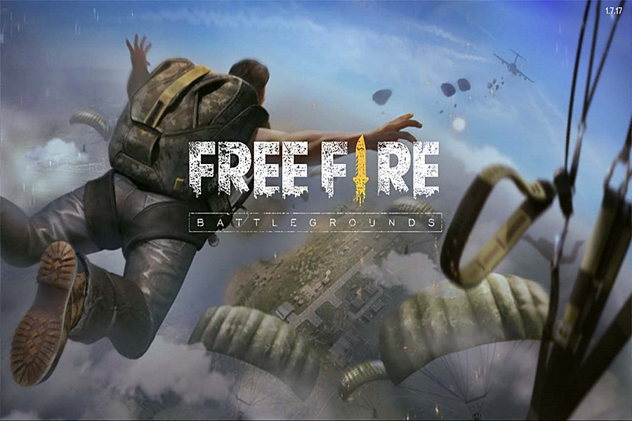 تحميل لعبة فري فاير باتل جراوند Free Fire - Battlegrounds للاندرويد