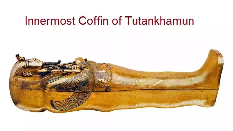 Innermost Coffin of Tutankhamun