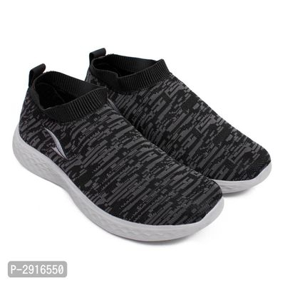 Asian Solid Walking Sports Shoes For Your Comfort