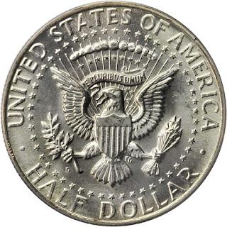 Half Dollar Silver Coin