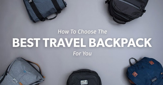 What to look for when purchasing a Backpack