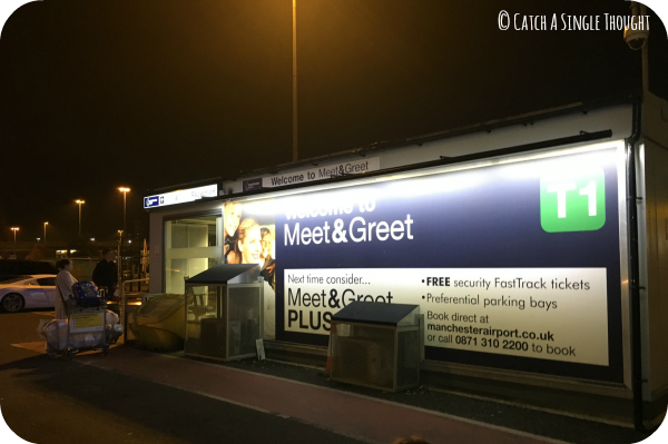 Skypark secure airport parking review catch a single thought the manchester airport meet greet was priced at around 80 which was a little more expensive than some of the other options but for sheer convenience i m4hsunfo Images