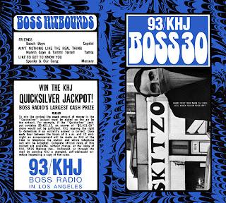 KHJ Boss 30 No. 144 - Bobby Tripp