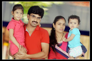Manjul Thakur family