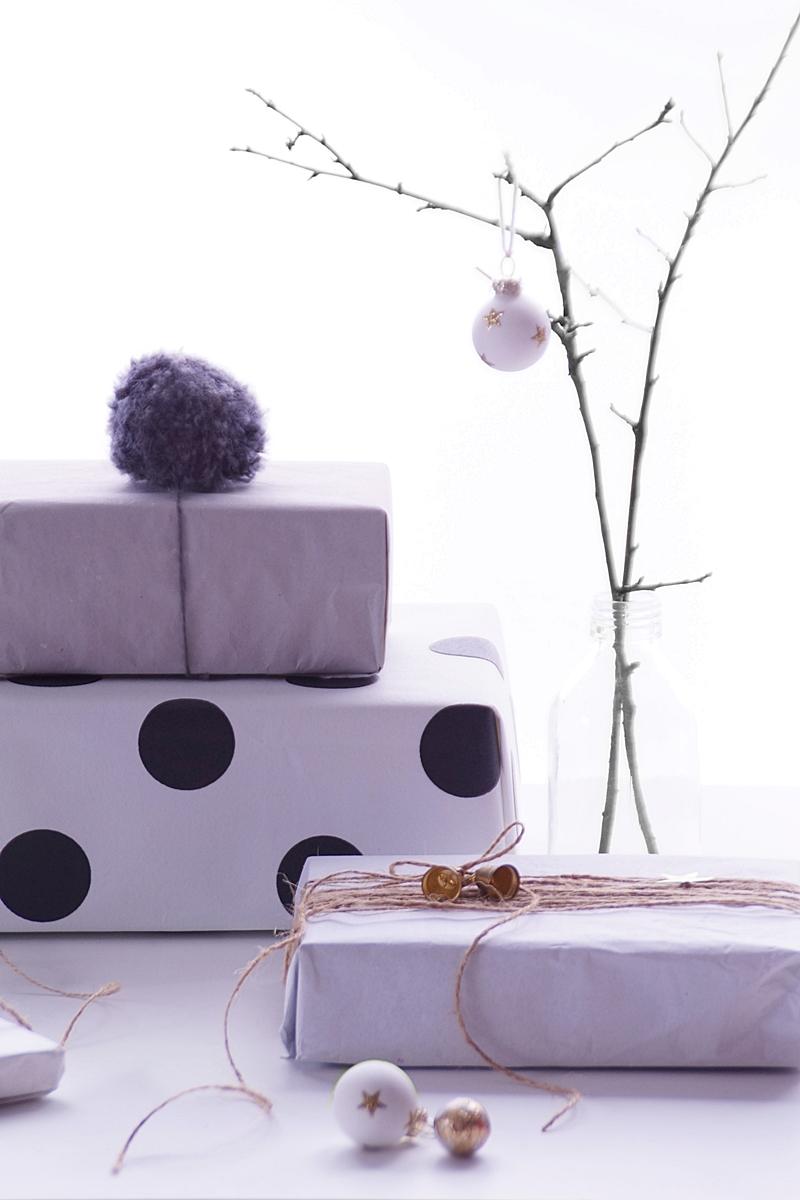 Creative DIY Christmas Gift Wrapping Ideas // Weihnachtsgeschenke kreativ verpacken DIY