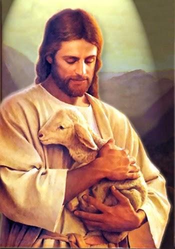 Jézus üzenete: Hús-vét/Teremtéseitek (2014.ápr.10.)