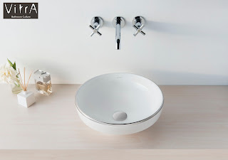 VitrA introduces its Singular Sophisticated Design - All New Water Jewels Collection