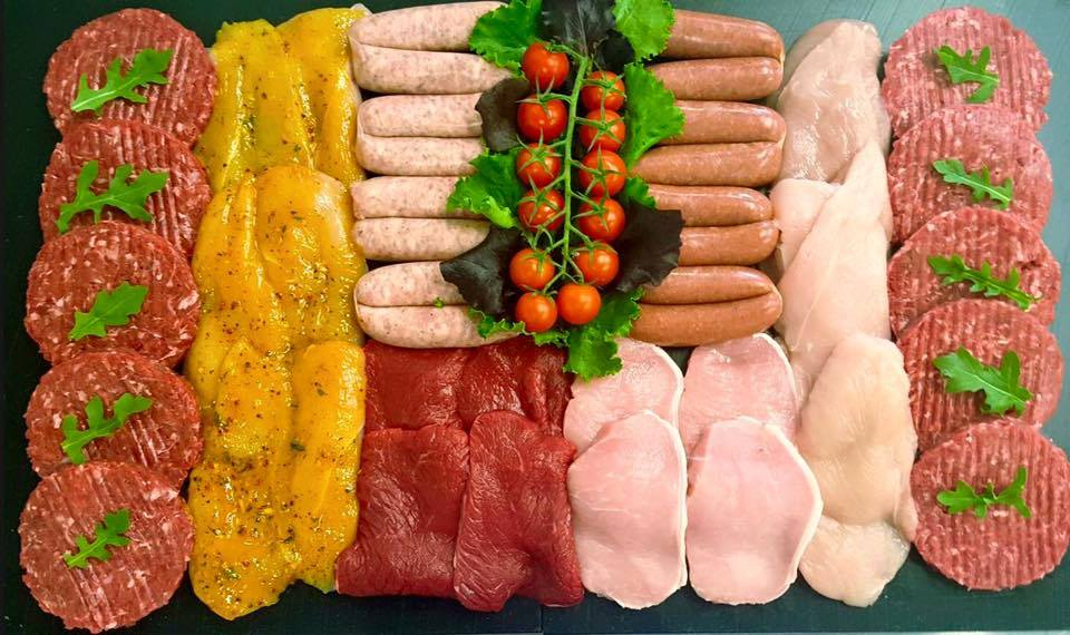 Stirks Butchers Sunderland BBQ Meat Pack