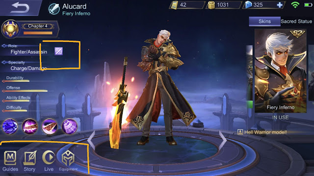 Hero Guides Mobile Legends