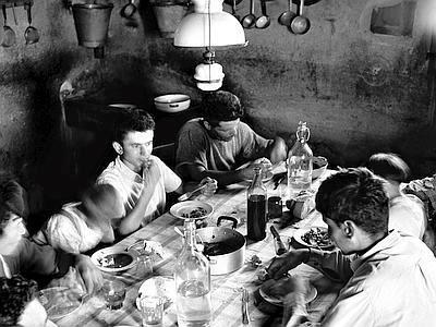 tavola, cibo, ragazzi