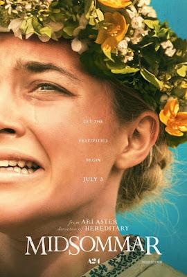MIDSOMMAR - Posterde la película en España