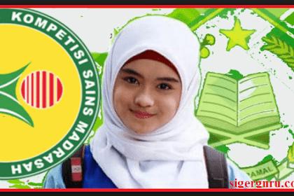 Prediksi Soal KSM 2019 Dilengkapi Jawaban (MTs MI MA)