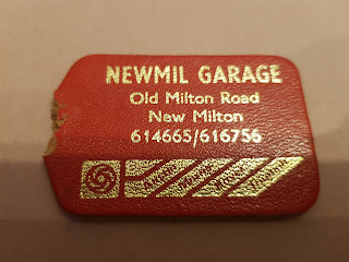 Newmil Garage New Milton key fob