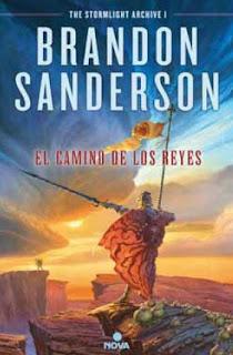 El camino de los reyes Brandon sanderson epub descargar fantasía recomendado libro