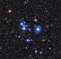 star cluster Messier 47