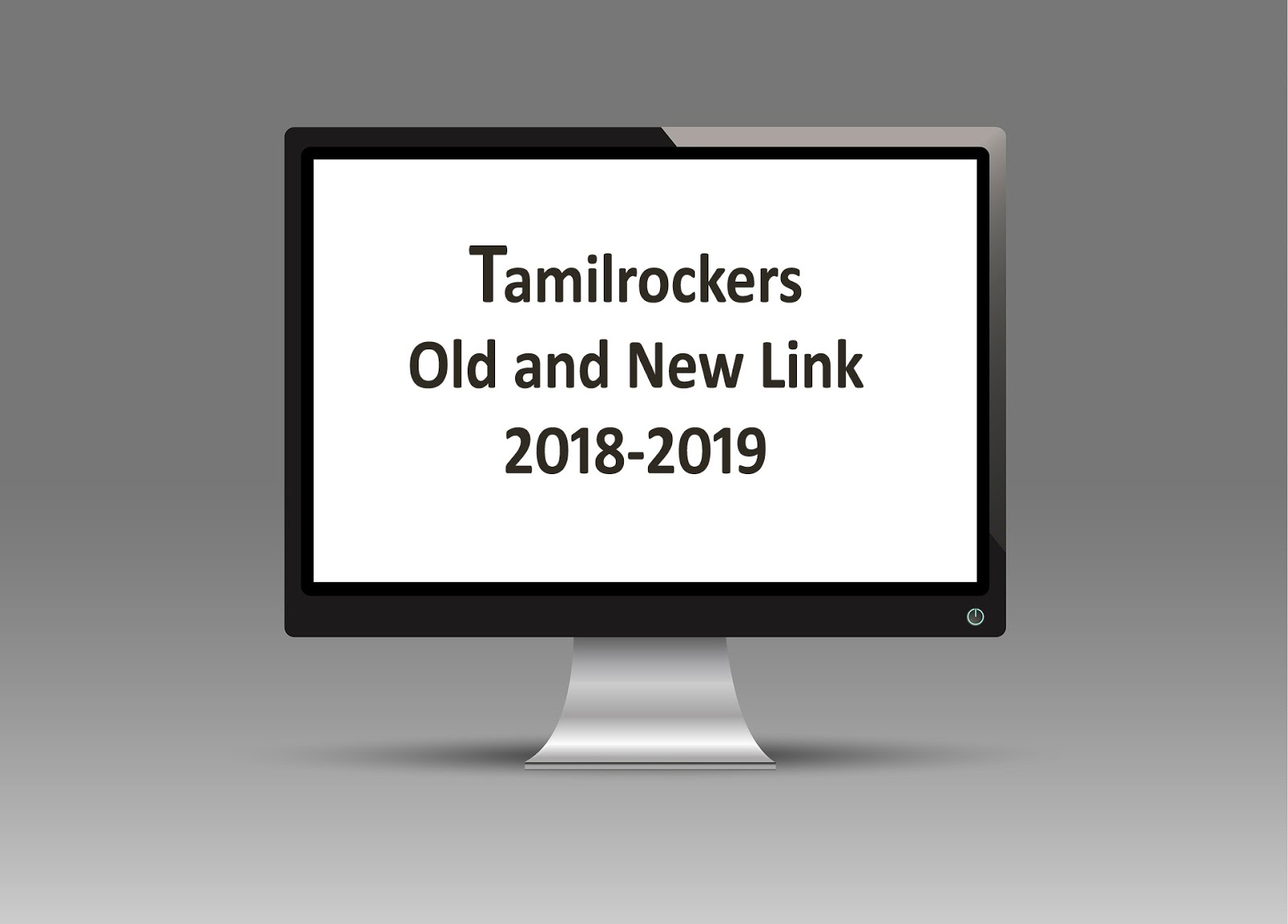 Tamilrockers Old and New Link -2018-2019 - Funny Jokes