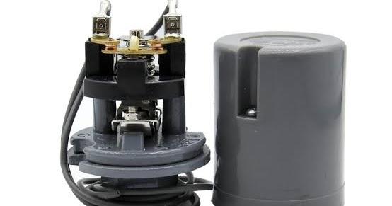 Cara Setting Pressure Switch  Saklar Otomatis  Pada Pompa