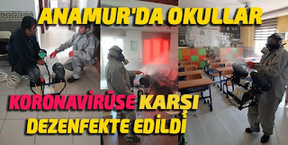 Anamur Haber, Anamur Son Dakika, GÜNCEL,