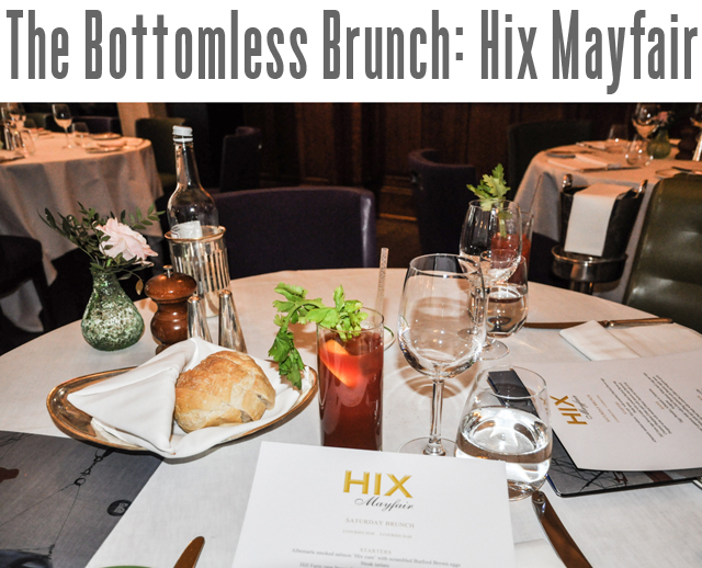 Bottomless Brunch London
