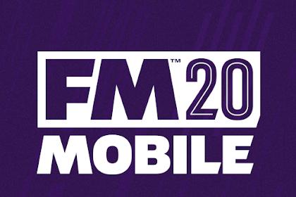 Football Manager 2020 Mobile v11.0.4 Apk Mod + Data