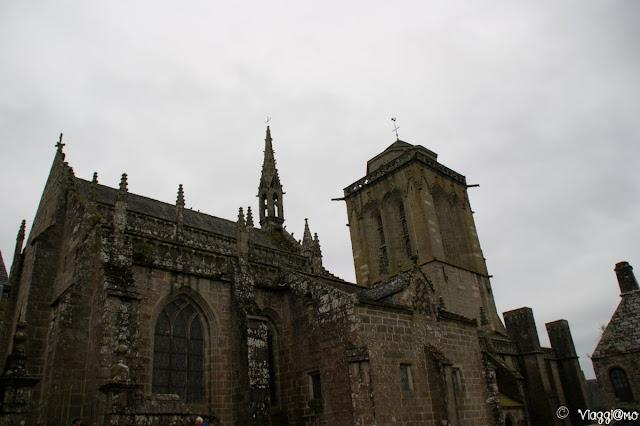 Eglise de Saint Ronan di Locronan