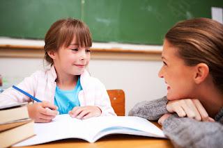 Jasa les privat terdekat membuat anak gemar belajar