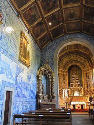 Interior da Igreja N. Sra. do Terço em Barcelos