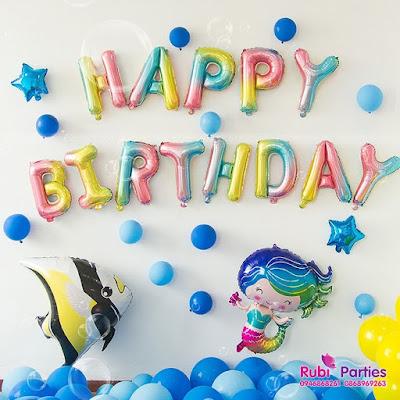 Cửa hàng đồ sinh nhật tại Thành Công