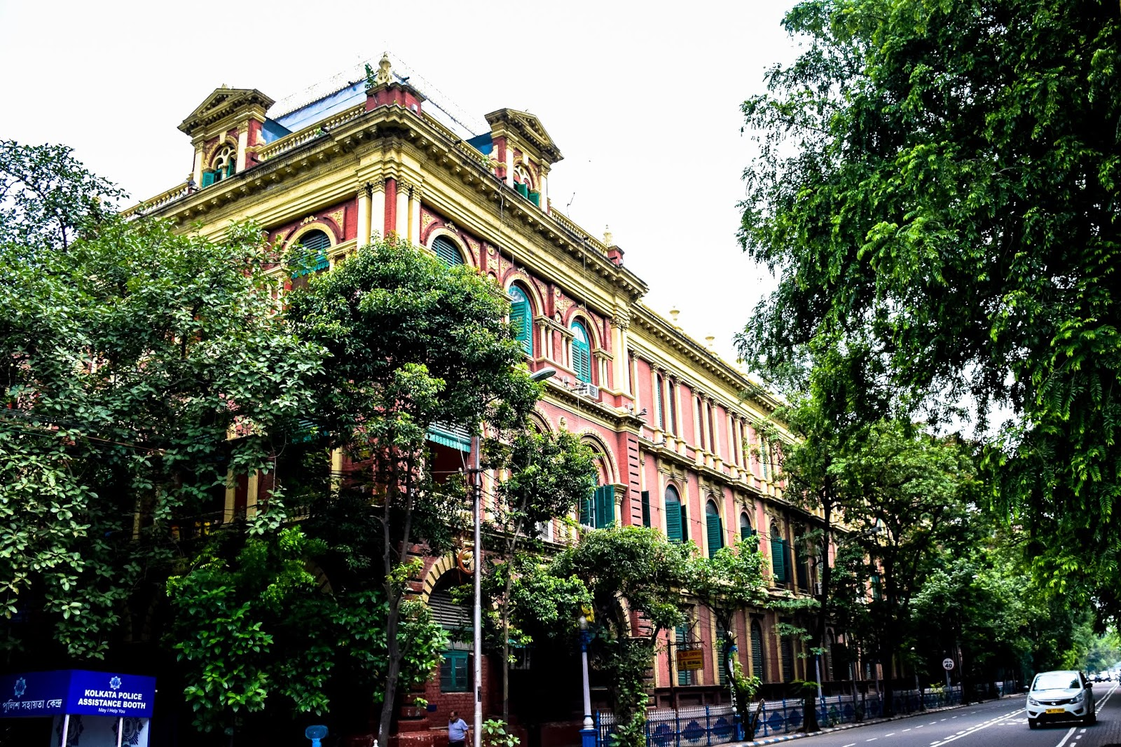 The Treasury Building Kolkata @DoiBedouin
