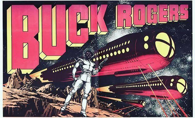 Falando em Série (de cinema): BUCK ROGERS - 1949