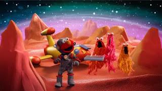 Elmo the Musical Pizza the Musical. Elmo, the Martians. Sesame Street Episode 4322 Rocco's Playdate season 43