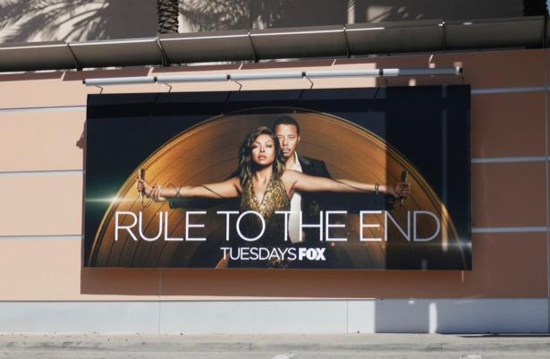 Empire season 6 billboard