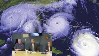 Cambio climático provoca que los huracanes sean más peligrosos y devastadores.
