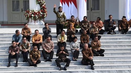 Santer Isu Reshuffle Kabinet Dilakukan Besok, Begini Penjelasan Istana